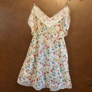 NWT Romy Floral Summer Dress